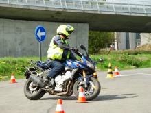 Verhoogde rijvaardigheid motor
