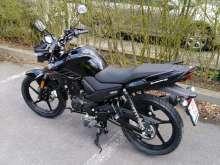 Rijschoolmotor Yamaha YS 125