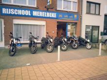 Bromfietsopleiding te Gent