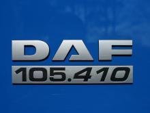 Rijbewijs CE DAF XF105
