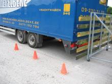 Rijschool vrachtwagen cat. C DAF LF