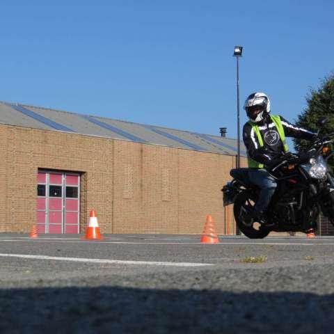 Motorbeheersing Rijschool Merelbeke   Clubmot