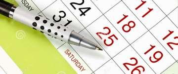 Kalender code 95