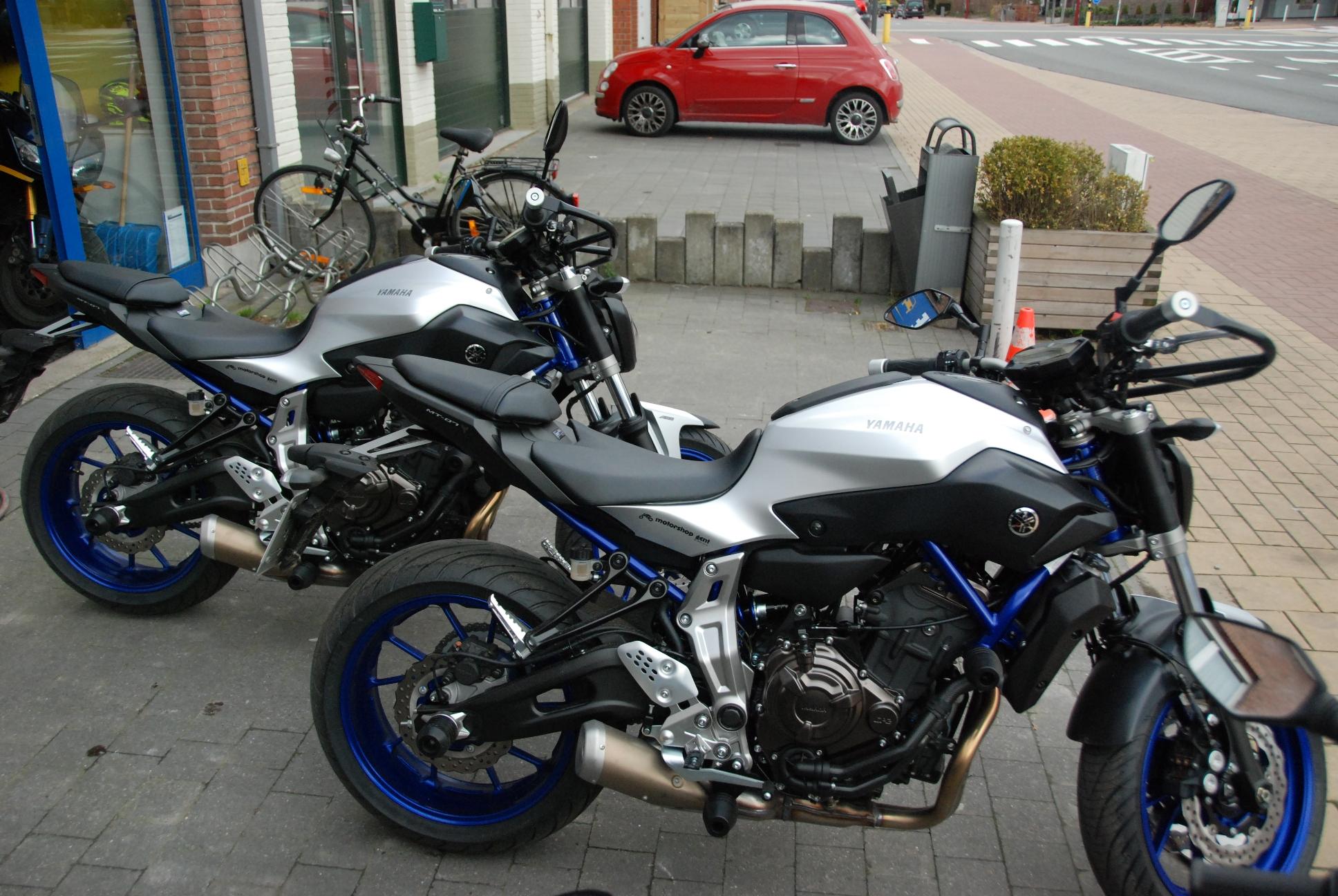Yamaha merelbeke